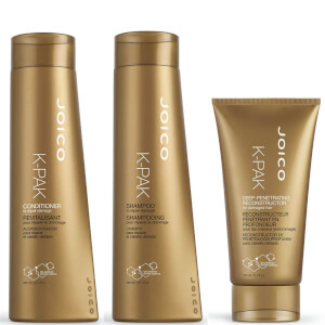 Joico K-Pak Shampoo, Conditioner and Hydrator Set