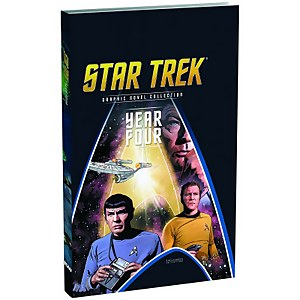 ZX-Star Trek Graphic Novels Year Four V1 (Tos 2007-2008)