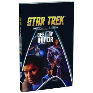 Star Trek Graphic Novels Debt Of Honor