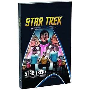 ZX-Star Trek Graphic Novels Special 3 Book
