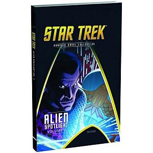 ZX-Star Trek Graphic Novels Alien Spotling Vol 2