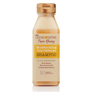 Crème of Nature Pure Honey Moisturizing Dry Defense Shampoo 340ml