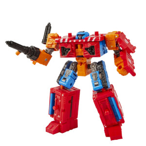 Hasbro Transformers Generations Selects Deluxe WFC-GS15 Hot House