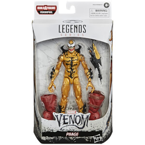 Hasbro Marvel Legends Venom Phage 6 Inch Action Figure