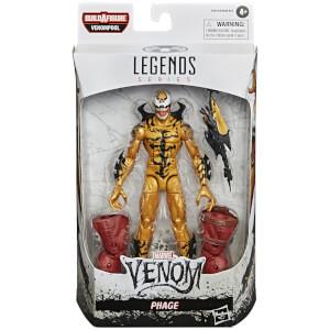 Hasbro Marvel Legends Venom Phage 6 Inch Action Figure