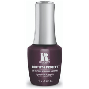Red Carpet Manicure LED Fortify and Protect Paris at Midnight Gel Polish 9ml
