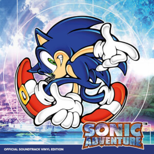 Sonic Adventure - The Official Soundtrack 2LP