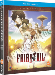 Fairy Tail Zero (Episodes 266-277)
