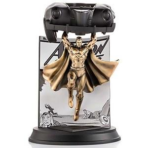 Royal Selangor DC Comics Action Comics #1 Limited Edition Gilt Superman Statue - 200 Pieces Worldwide