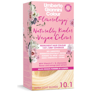 Umberto Giannini Flowerology Naturally Kinder Colour - Extra Light Blonde 10.1 195ml