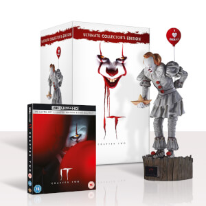 IT Chapter 2 4K Ultra HD Zavvi Exclusive Ultimate Collector's Edition