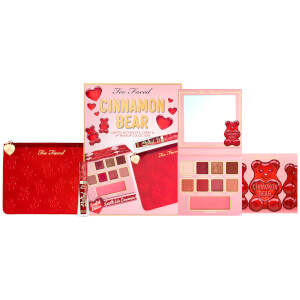Too Faced Cinnamon Bear Eye, Cheek and Lip Makeup Collection