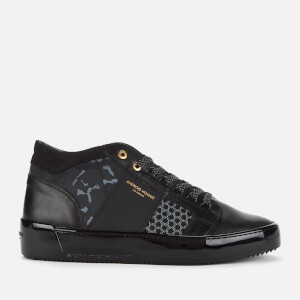 Android Homme Men's Propulsion Mid Geo Camo Trainers - Black