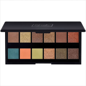 Sleek MakeUP i-Divine Eyeshadow Palette Grounded 12g