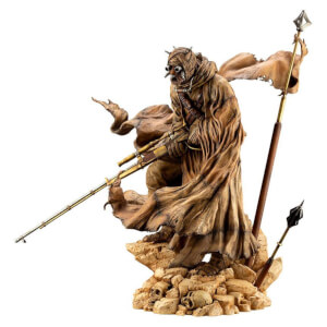 Kotobukiya Star Wars ARTFX PVC Statue 1/7 Tusken Raider Barbaric Desert Tribe Artist Series Ver. 33 cm
