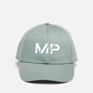 Mp Essentials Baseball Cap Washed Green