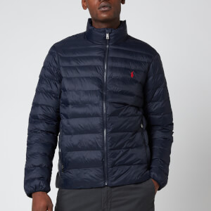 Polo Ralph Lauren Men's Recycled Nylon Terra Jacket - Collection Navy