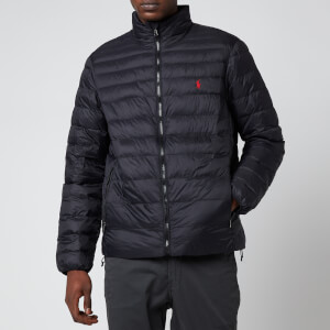 Polo Ralph Lauren Men's Recycled Nylon Terra Jacket - Polo Black