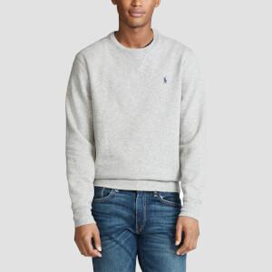 Polo Ralph Lauren Men's Garment Dyed Sweatshirt - Dark Vintage Heather