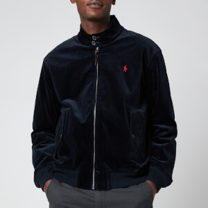 Polo Ralph Lauren Men's Barracuda Corduroy Jacket - Collection Navy