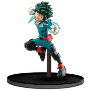 Banpresto My Hero Academia The Movie Heroes: Rising Deku Figure