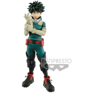 Banpresto My Hero Academia Age of Heroes-Deku Figure