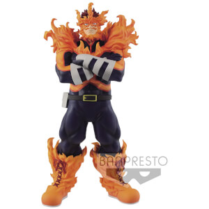 Banpresto My Hero Academia Age of Heroes-Endeavor & Shoto-(A:Endeavor) Figure