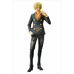 Banpresto One Piece Grandista-The Grandline Men-Sanji Figure