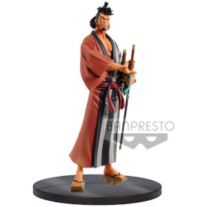 Banpresto One Piece DXF The Grandline Men Wanokuni Vol.4 Figure