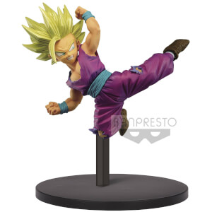 Statuetta Dragon Ball Super Chosenshiretsuden Vol.6 (B:Super Saiyan 2 Son Gohan) - Banpresto
