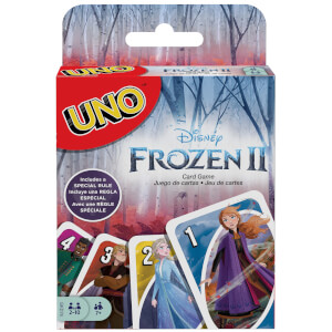 Uno Frozen 2 Card Game