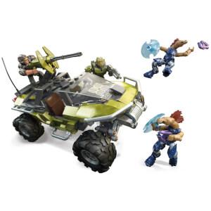 Mega Construx Halo Infinite Warthog Playset