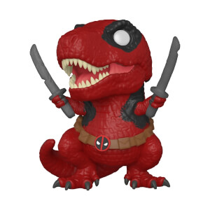 Marvel Deadpool 30th Dinopool Pop! Vinyl Figure