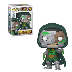 Marvel Zombies Dr Doom Pop! Vinyl Figura