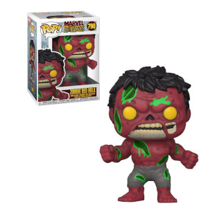 Marvel Zombies Red Hulk Pop! Vinyl Figura