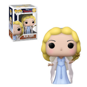 Disney Pinocchio Blue Fairy Pop! Vinyl Figure