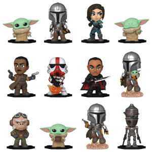 Star Wars The Mandalorian Mystery Minis