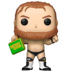 WWE Otis (Money in the Bank) Pop! Vinyl Figure