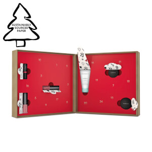 bareMinerals 24 Days Of Clean Beauty Advent Calendar with Mini Makeup and Skincare Favourites