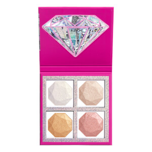 NYX Professional Makeup Diamonds & Ice Please Diamond Highlighting Palette Quad