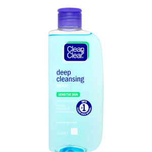 Clean&Clear Deep Cleansing Lotion 200ml