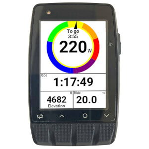 Stages Dash M50 GPS Cycling Computer