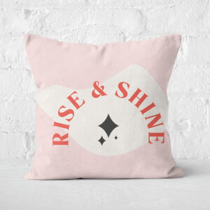 Hermione Chantal Rise And Shine Square Cushion