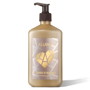 AHAVA Holiday 2020 Mineral Body Lotion 500ml