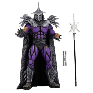 Figurine Articulée Super Shredder 7 Inch (plus de 17 cm) - Teenage Mutant Ninja Turtles 1990 Movie - NECA