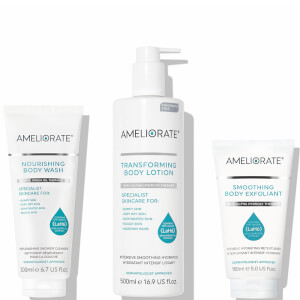 AMELIORATE Smooth Skin Supersize Bundle (New Packaging)
