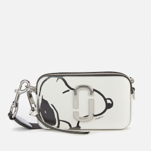 Marc Jacobs Women's Snapshot Peanuts Bag - Cotton Multi