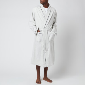 Polo Ralph Lauren Men's Loop Back Robe - English Heather