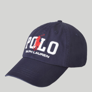 Polo Ralph Lauren Men's Chino Sports Cap - Newport Navy