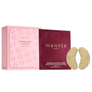 Wander Beauty Baggage Claim Upgrade Kit (Worth $75.00)